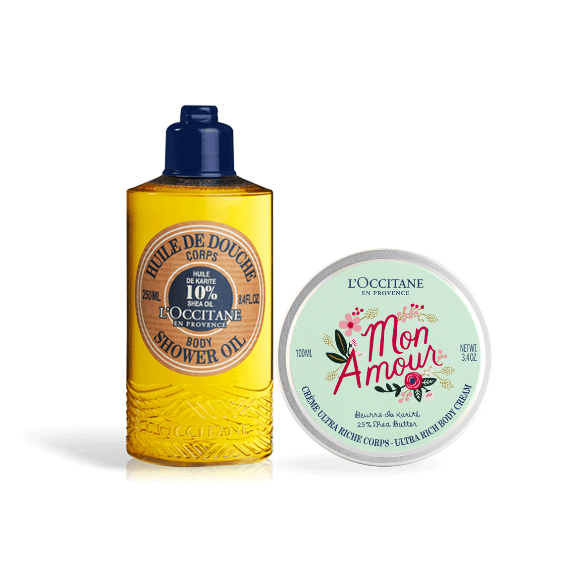 Kit Rifle Paper Co. Aceite Ducha