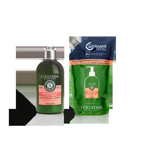 Aromachology Intense Repairing Conditioner Refill Duo - Aromakoloji Onarıcı Saç Kremi Ekonomik Yedek İkilisi