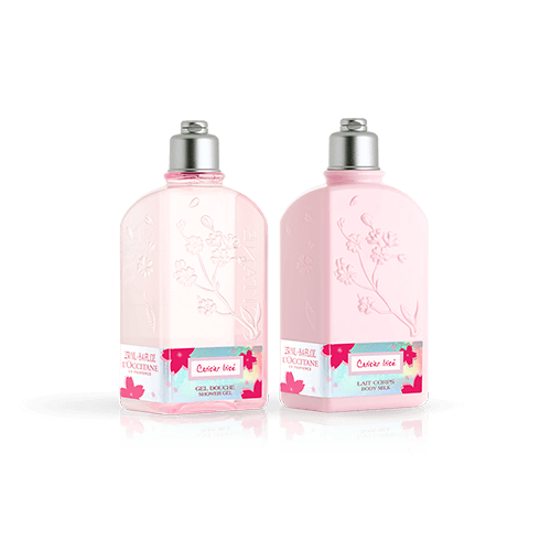 Cherry Blossom Body Duo