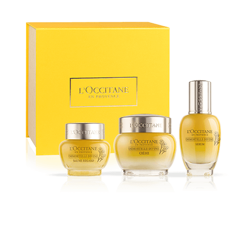 Divine Anti Age Face Care Set