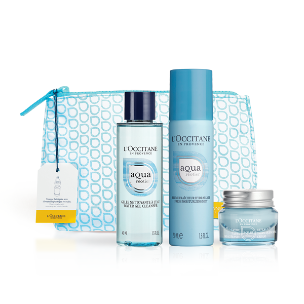 Aqua Réotier Travel set