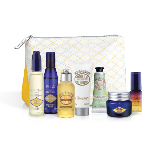 Immortelle & Almond Kit