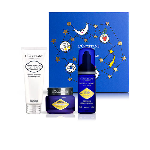 ANTI-AGE FACE CARE SET CLASSIC | GIFT SET WITH IMMORTELLE PRECIOUS