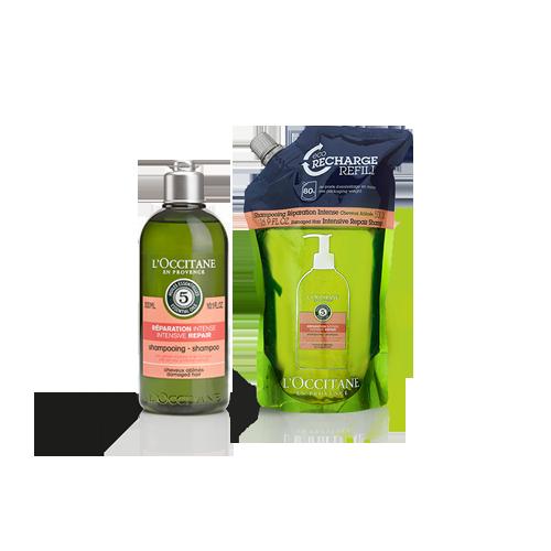 Aromachology Intense Repairing Shampoo Refill Duo