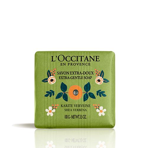 Shea Extra Gentle Soap Verbena -