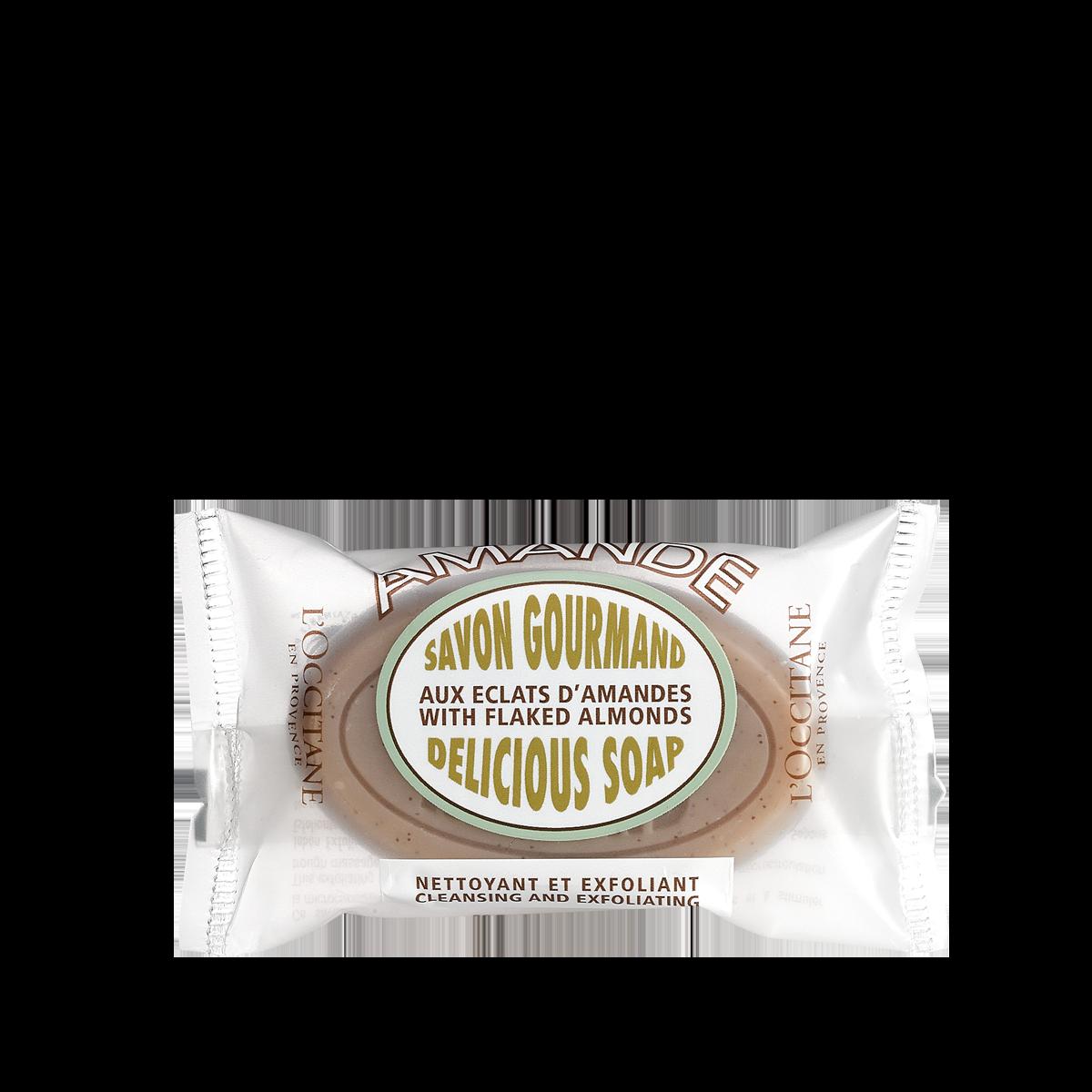 Jabón Delicioso Almendra