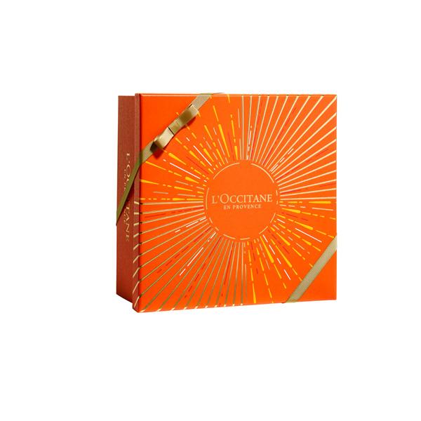 Poklon kutija narančasta