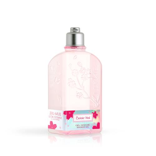 Cherry Blossom Cerisier Irisé Bath & Shower Gel