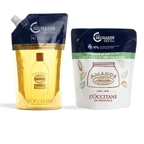 Web Exclusive Almond Eco-Refill Duo