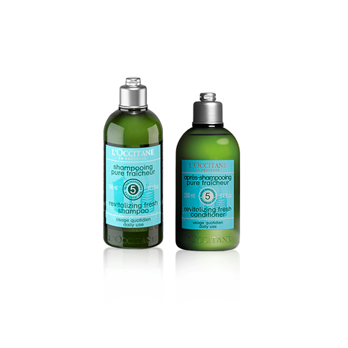 Aromachologie Fresh Regular Size Duo