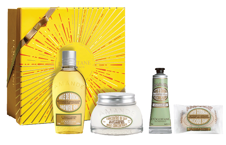 Luxury almond collection