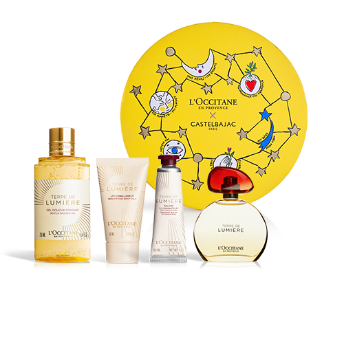 Sensual Perfume For Her - Terre de Lumière L'Eau Set