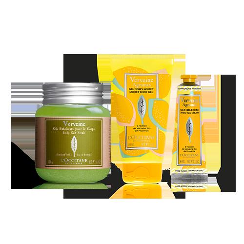 Citrus Verbena Summer Body Kit