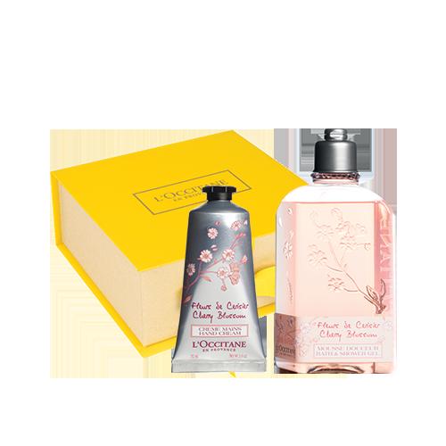 Cherry Blossom Hand & Body Care