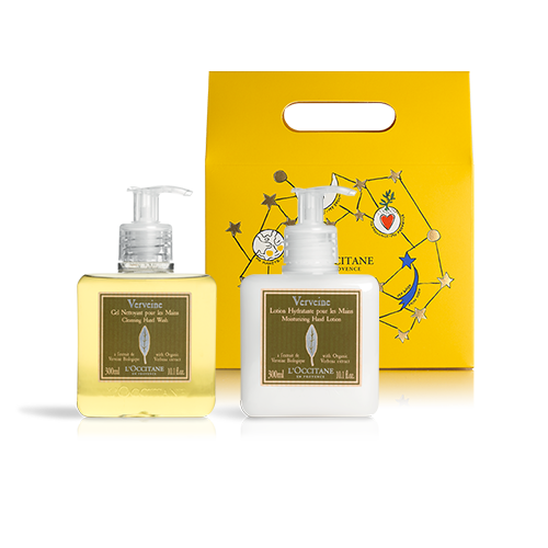 DUO - HAND WASH & LOTION | VERBENA