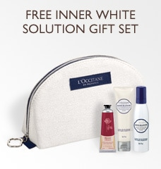 Reine Blanche Inner White Solution Gift Set