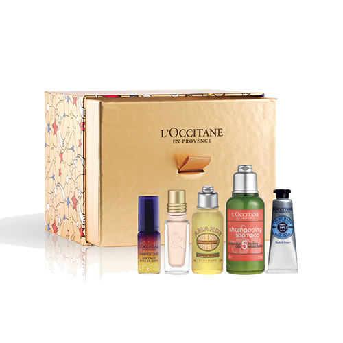 Xmas Best Of L'Occitane Set