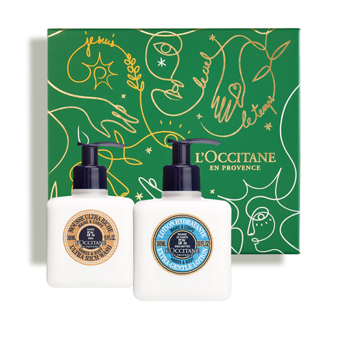 Shea Duo Hands Gift Set