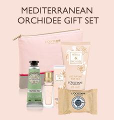Mediterranean Orchidee Gift Set