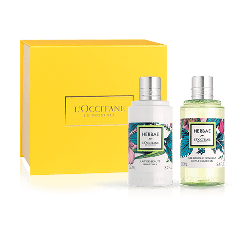 Green & fresh Herbae par L'OCCITANE set