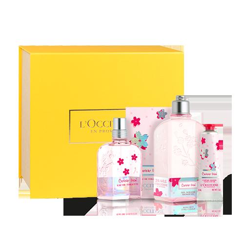 Presente Banho e Fragrância Cerejeira Irisé