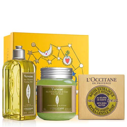 Verbena Bath Set | L'OCCITANE