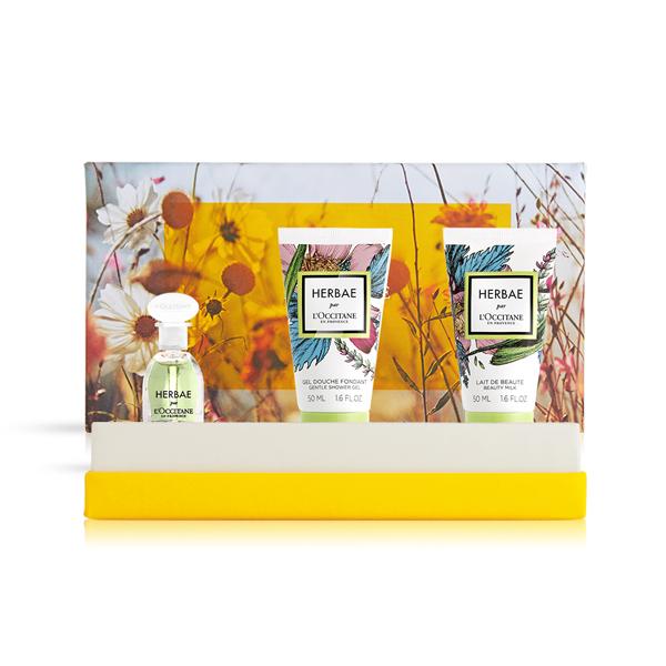 Mini Cofre Herbae L'Eau L'OCCITANE