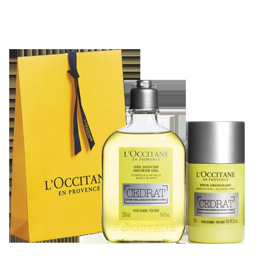 Fragrant Cedrat Gift | L'OCCITANE