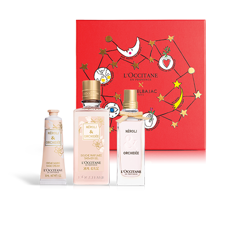 FLORAL PERFUME SET | GIFT SET WITH NEROLI & ORCHIDÈE