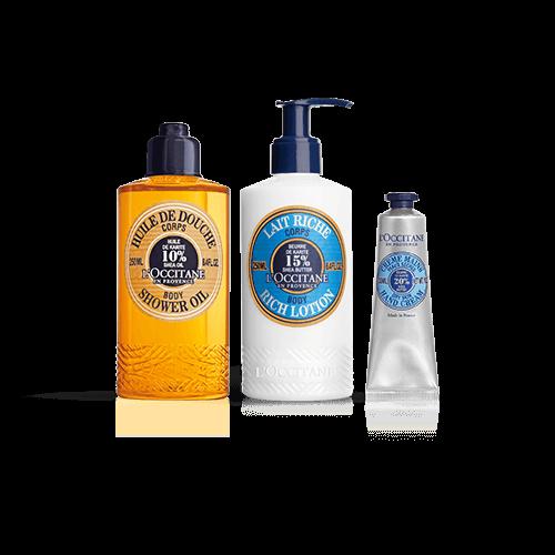 Home Spa Shower Kit | Shea