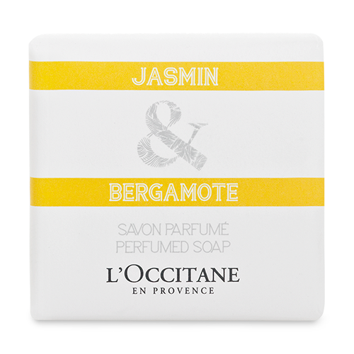 Jasmin & Bergamote Perfumed Soap