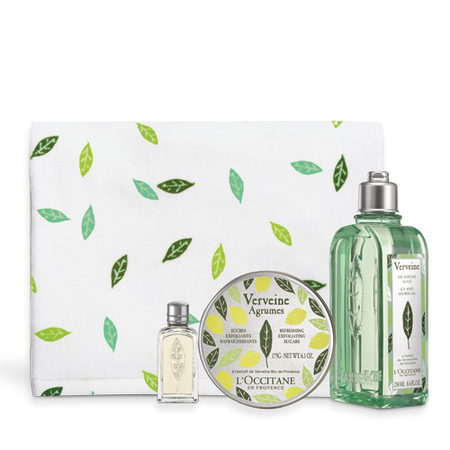 Verbena Icy Body Care Set