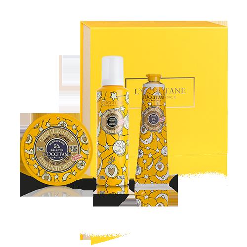 Parfymerad kroppsvård | Sheasmör