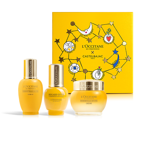 PREMIUM ANTI-AGING FACE CARE - DIVINE SET