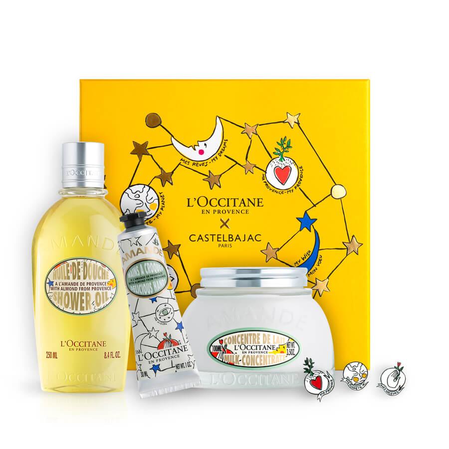Castelbajac Almond Gift Box
