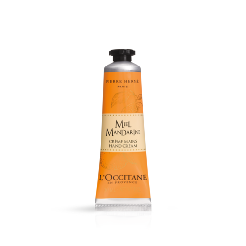 Krém na ruce Med & Mandarinka