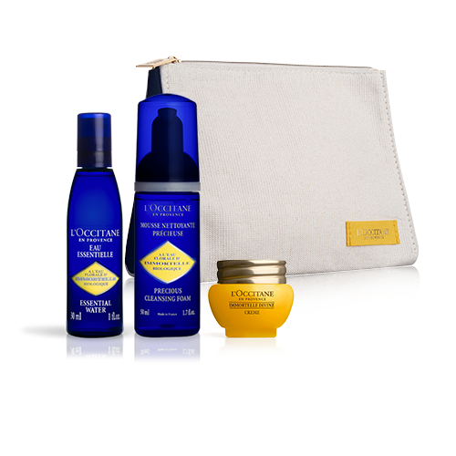 Immortelle Divine Face Care Set