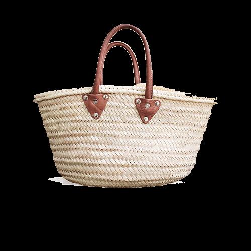 L'Occitane straw basket