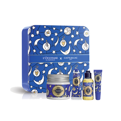 Xmas Shea Body Care Set