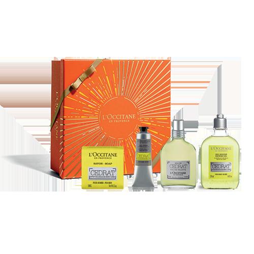 Cedrat Parfüm Seti