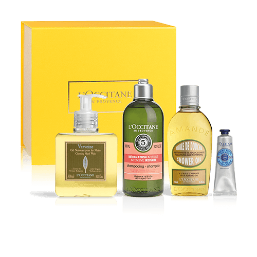 Best Selling Body Care Set Classic