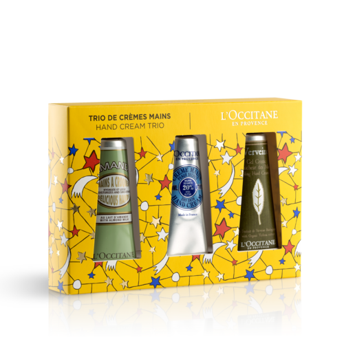 HOLIDAY HAND CREAM TRIO - SPECIAL EDITION