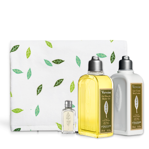 Verbena Classic Body Care Set