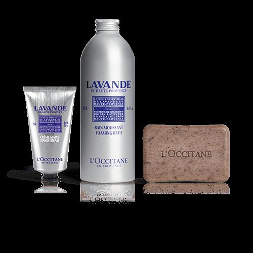 Home Spa Bath Kit | Lavender
