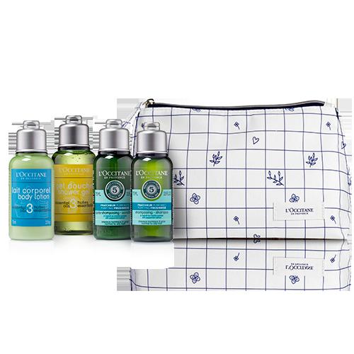 Aroma purifyng kit