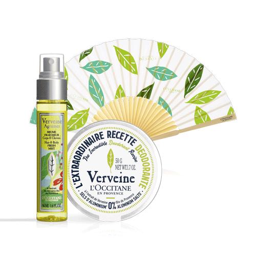 Set freshness of Verbena