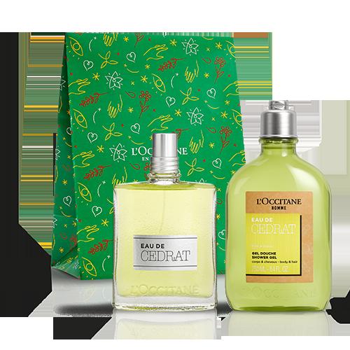 Eau De Cedrat Fragrance Duo