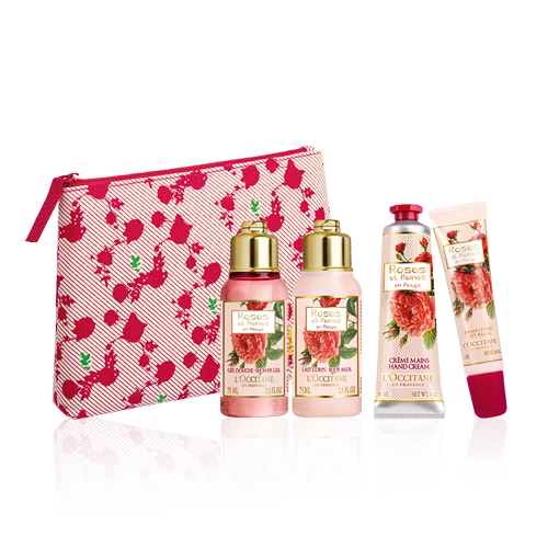 Discovery kit del Mes Rosa Rouge