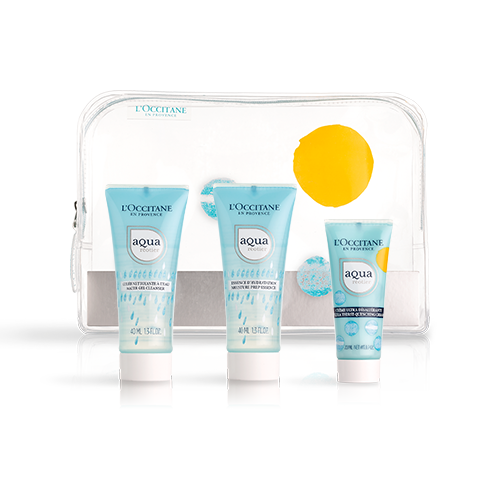 AQUA CREAM TRAVEL KIT