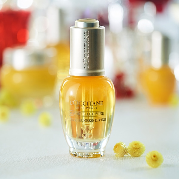 A unique anti-aging beauty routine - L'OCCITANE